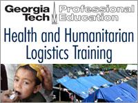 Health and Humanitarian Logistics Certificate
