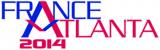 France-Atlanta logo 2014