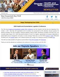 Fall 2020 newsletter