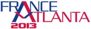 France-Atlanta 2013 logo